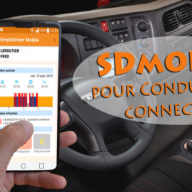 SDMobile application connectée